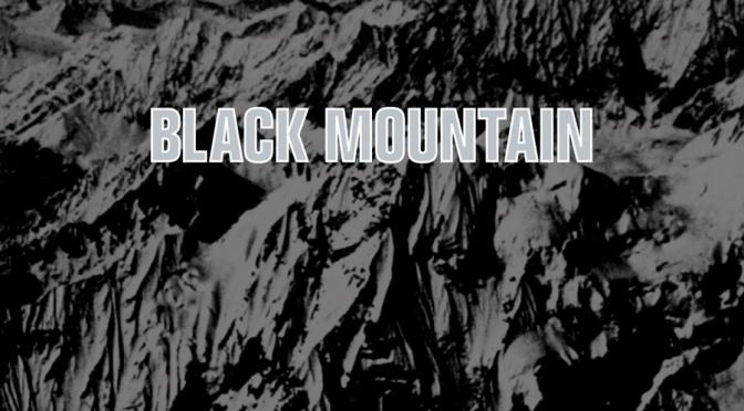 Black Mountain – Black Mountain