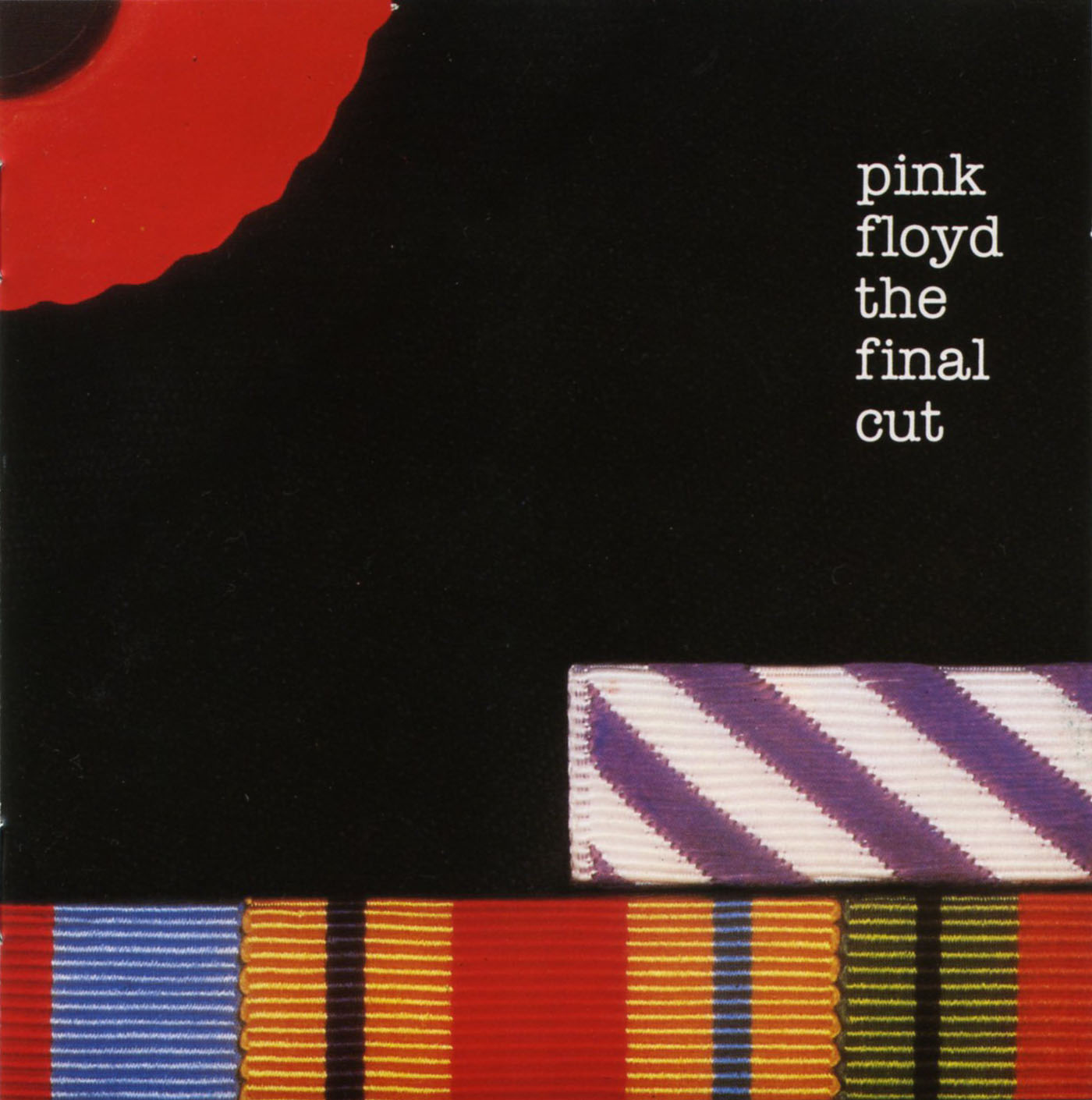 Pink Floyd - The Final Cut - Front