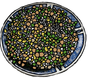 Scrapper_Duncans_cartoon_of_rice_chickpeas_and_peas_100-300x268