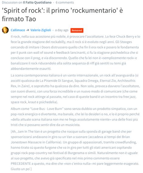 Disqus Profile - Callimaco