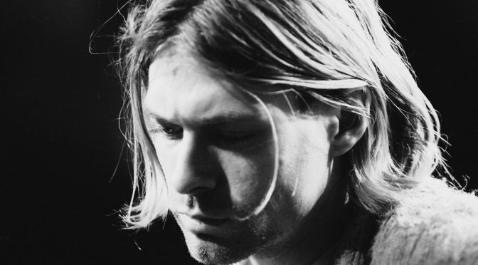 Kurt Cobain, The Man Who Sold Himself
