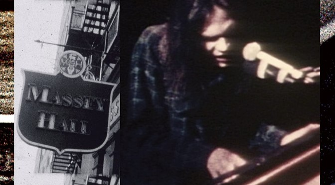 "Neil Young – ""Live At Massey Hall 1971"""