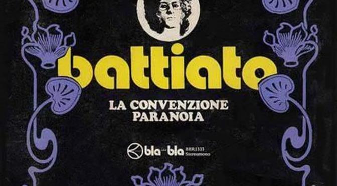 L'urlo finale di Franco Battiato